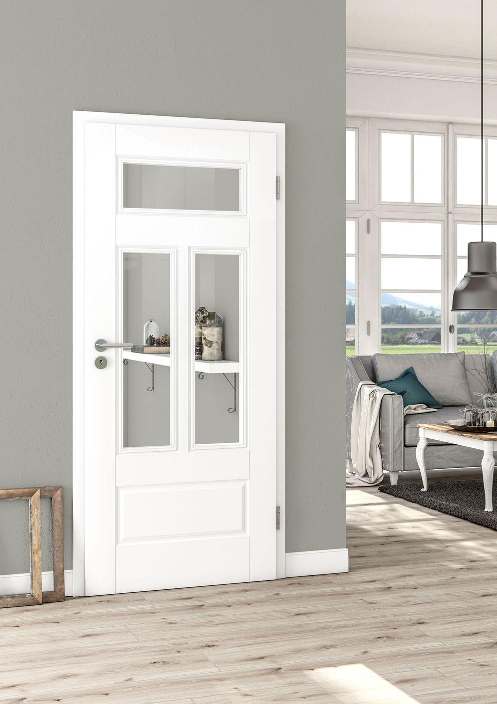Gut Dresdner Fenster- und Türenstudio - Innentüren GX01