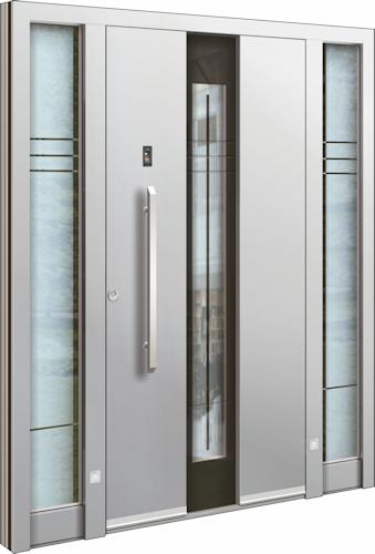 aluminium haust ren von inotherm dresdner fenster und t renstudio. Black Bedroom Furniture Sets. Home Design Ideas