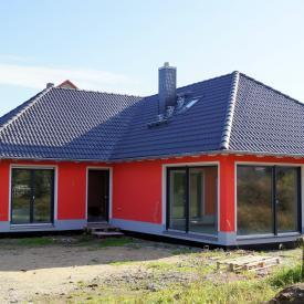 Projekt: Sommer 2013. Weru Fenster mit großen Balkontüren.