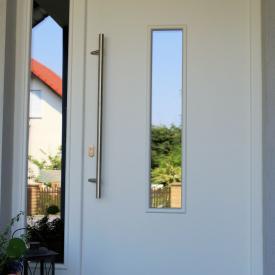 Einbau: Sommer 2013. Isarholz Holzhaustüre