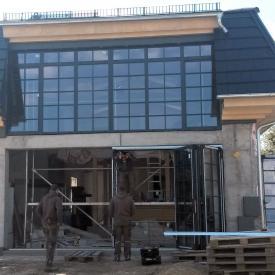 Aluminiumfenster und Aluminiumfalttüre von EkoOkna 2019