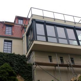 Weru Fenster und Raffstore Projekt 2014